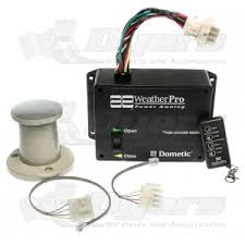 Weatherpro Power Awning Dometic Weatherpro Umnl Reset Control Box With Remote Awning