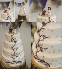 Wedding Cake Edmonton Hobbit Inspired Fort Edmonton Park Wedding