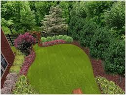 Backyard Low Maintenance Landscaping Ideas Backyards Winsome Large Backyard Landscaping Ideas Large Garden