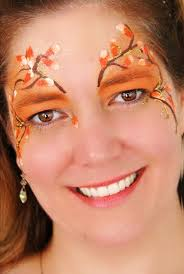 autumn fairy face painting face painting pinterest autumn