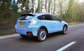 blue subaru crosstrek anyone seen subaru u0027s mojo subaru xv first drive car magazine may