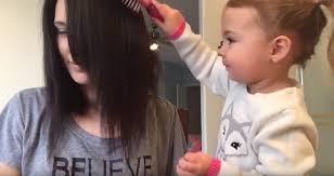 styling two year hair this may be the cutest hair tutorial you ve ever seen ntd inspired
