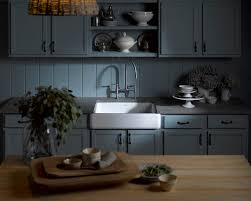 turquoise kitchen cabinets houzz
