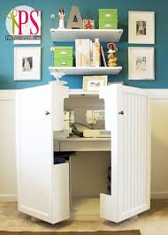 Arts And Crafts Storage Cabinet by The 25 Best Sewing Cabinet Ideas On Pinterest Sewing Nook