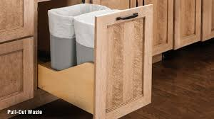Schuler Kitchen Cabinets Reviews by Schuler Cabinetry Kitchen Cabinets U2013 Garbage Bins Youtube