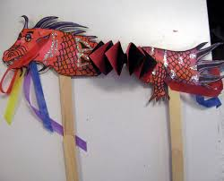 chinese dragon puppet 4th grade art lessons pinterest dragon
