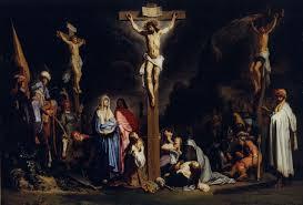 v jesus dies on the cross u2013 judith retreat
