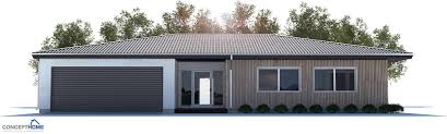 Small House Plans With Photos Small House Plan With Double Garage Three Bedrooms