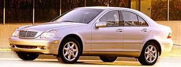 2001 mercedes c240 drive motor trend