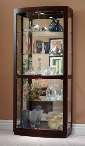 how to build glass cabinet doors curio cabinet friend redid her wood curio cabinet into bird cage