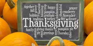 the essence of thanksgiving the bottom line ministries