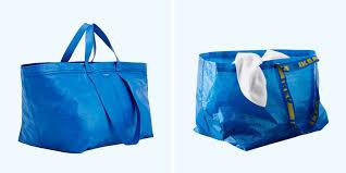 Ikea Hay Bag This Balenciaga Ikea Bag Look A Like Costs 2000 In 2017