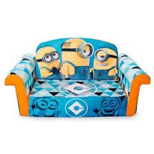 Elmo Sofa Chair Marshmallow Furniture Children U0027s 2 In 1 Flip Open Foam Sofa