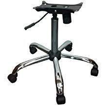 pied fauteuil de bureau amazon fr pied de chaise de bureau