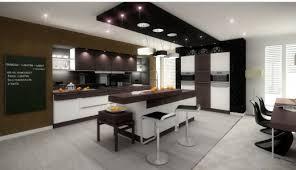 Modern White Pine Kitchen Interior Design Ideas  Decor Et Moi - Interior design ideas kitchen