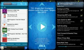 air player for android top 5 podcast player apps for android