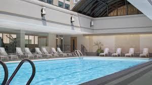 fitness center u0026 pool sheraton boston hotel