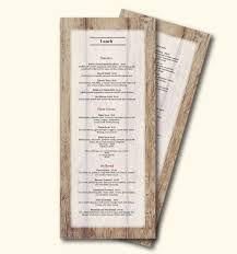 wood grain free menu templates u2013 terraslate paper