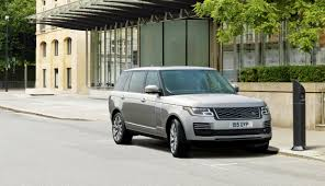 luxury land rover land rover the verge