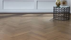 Wide Plank White Oak Flooring Up The Wow Factor Of Your Decor With Herringbone Wood Floors