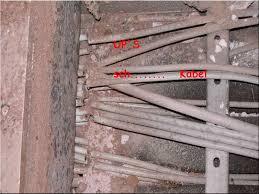 treppe betonieren bilder der kbs baustelle raucher 1