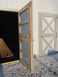 equine home decor pole barn doors and windows barns direct dutch door open custom