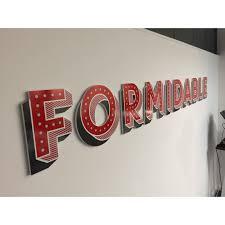 pvc foam sign letters default store view