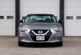 gray nissan maxima 2016 review 2016 nissan maxima platinum canadian auto review
