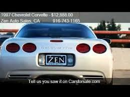 1997 corvette c5 1997 chevrolet corvette c5 targa coupe for sale in sacrame