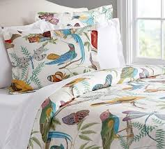 Pottery Barn Alessandra Duvet Fauna Duvet Cover U0026 Sham Potterybarn Furniture Pinterest