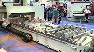 Woodworking Machinery Show Las Vegas by Scm Group Awfs 2015 Las Vegas Nv Youtube
