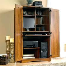 Computer Armoire With Pocket Doors Armoire Tv Armoires With Doors Television Pocket S Entertainment