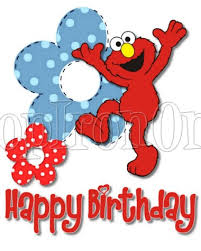elmo birthday elmo birthday sesame t shirt iron on transfer 4 elmo
