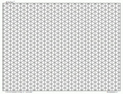 printable isometric paper a4 paper