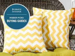 Where To Buy Cushion Stuffing The Best Throw Pillows You Can Buy Business Insider