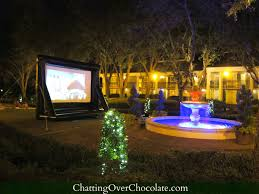 Riverside Light Show by Chatting Over Chocolate March 2017