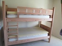 Make Wood Bunk Beds by Old Artisan Bunk Beds