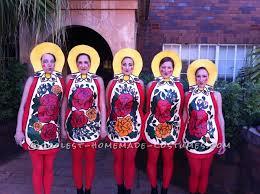 White Russian Halloween Costume Awesome Homemade Group Costume Matryoshka Russian Nesting Dolls