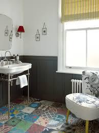 Paper Hand Towels For Powder Room - burlington tile bathroom victorian with babington house style