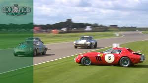 rare ferrari rare ferrari 250 gto 64 crashes at revival pantheracingdivision
