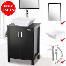 24 Inch Vanity With Sink 24 Bathroom Vanity Ebay