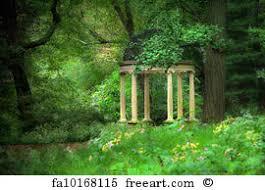 free secret garden art prints and wall art freeart