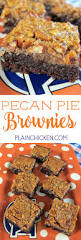 friday before thanksgiving pecan pie brownies football friday football easy recipes and