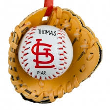 st louis cardinals ornaments gifts personalized