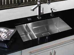 Overmount Kitchen Sinks Stainless Steel by Remarkable Kitchen Sink Design Showcasing Deep Drop In Single Bowl