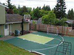 Backyard Basketball Court Back Yard Basketball Court Dimensions Basketball Court Plan View