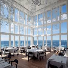 icebergs dining room and bar fogo island inn newfoundland most beautiful spots