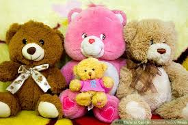 teddy bears how to care for several teddy bears with pictures wikihow