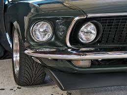 hid lights for classic cars upgrade 69 mustang headlights how to classic muscle car