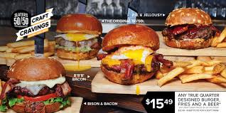 slater u0027s 50 50 burgers by design